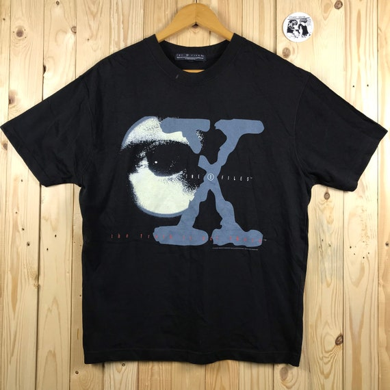 vintage 90s deadstock the  x-files movie series ep