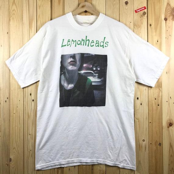 90s lemonhead britpop band  tour shirt