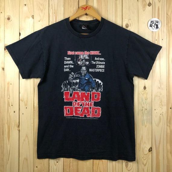 Vintage 90s movie land of the dead expert horror m