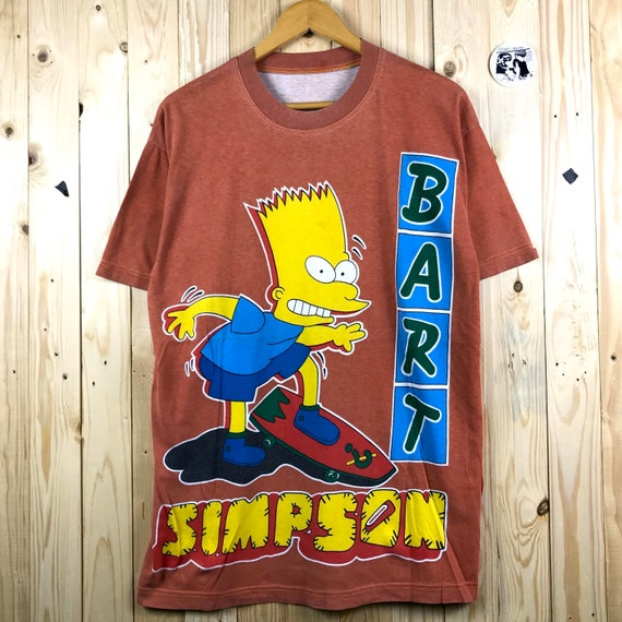 90s bart simsons beavis and butthead multicolour f
