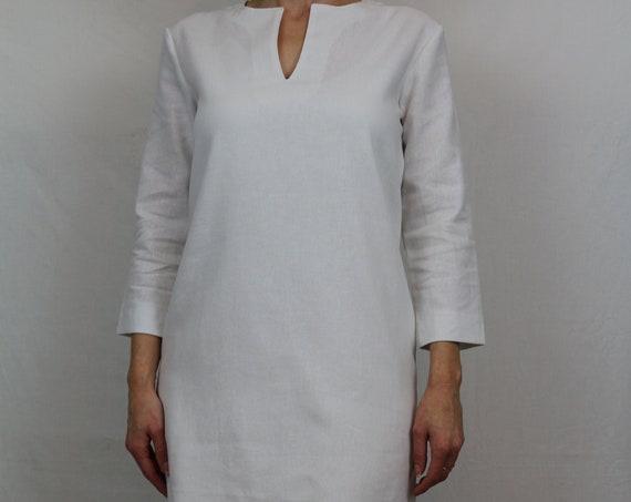 Linen dress / Summer dress/ Linen dress for women / Kaftan dress / Customised dress
