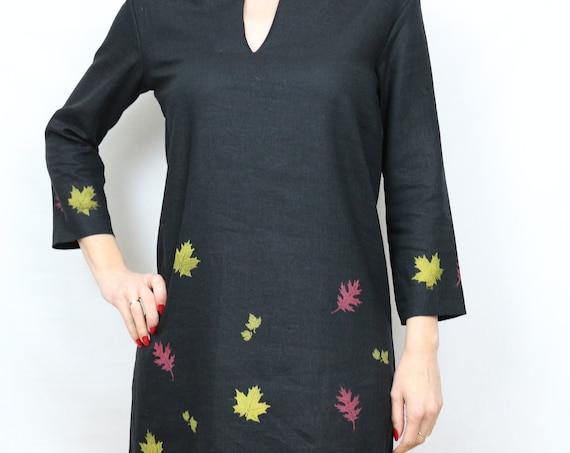 Linen dress / Summer dress / Linen kaftan / Linen dress for women
