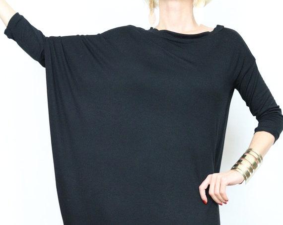 Black dress/ Kaftan