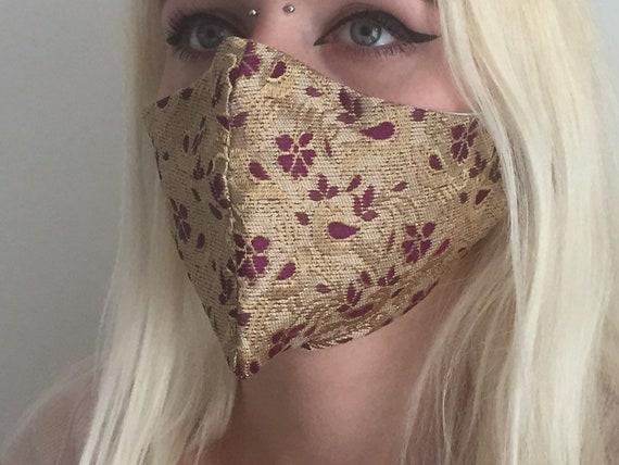 Cotton face mask / Reusable face mask / Face mask UK / Washable face mask / Face mask washable