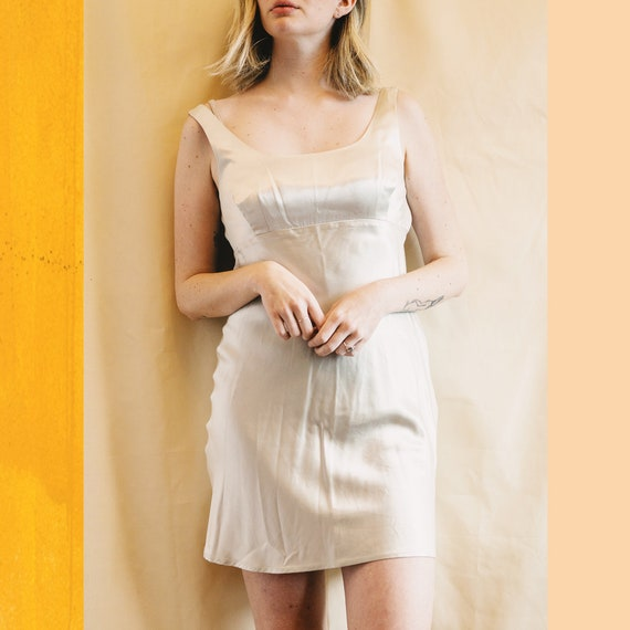 1990's slip dress