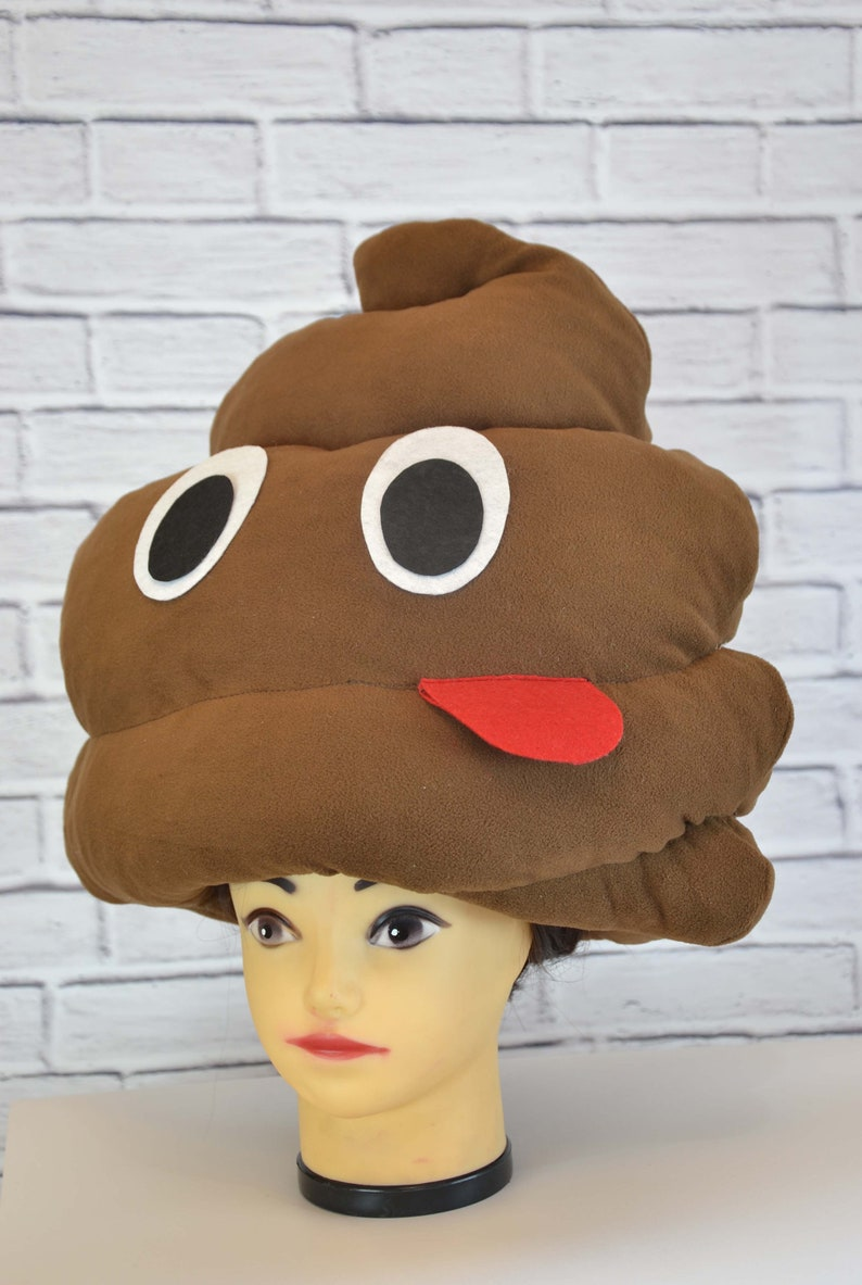 Poop Hat Bullshit Funny Party For Adults