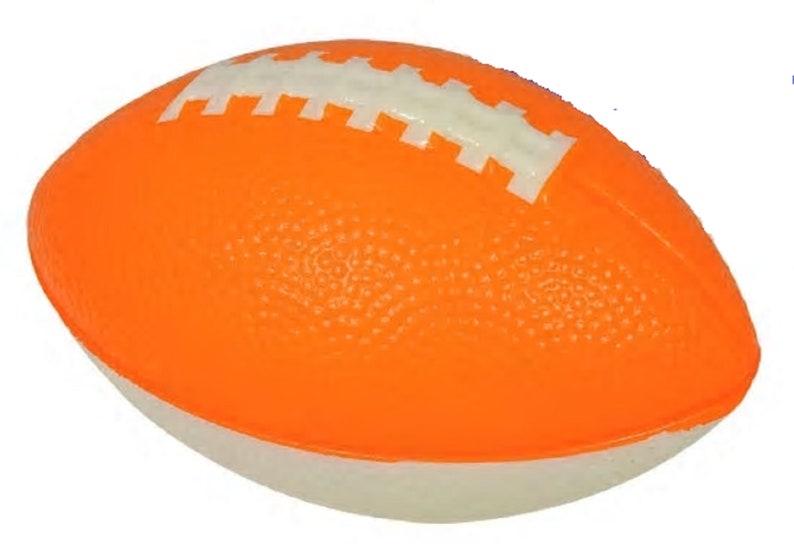 Foam Football Pack of 4