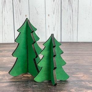 Rustic Barnwood Tree Sets