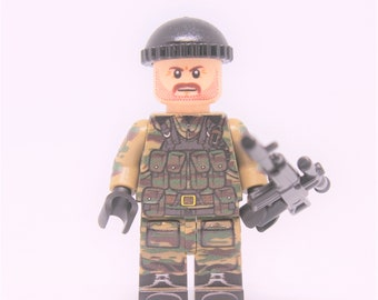 Custom lego minifigure | Etsy