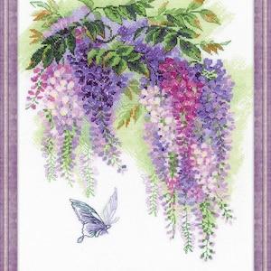 Cross Stitch Kit RIOLIS 1404 French Lavender