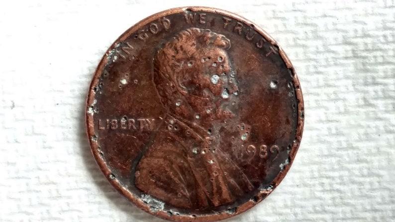 1989 Penny/BUY3GET1FREE (SEE DESCRIPTION)