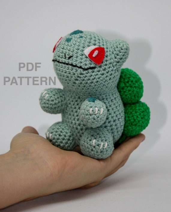 Baby Bulbasaur (with pattern) by aphid777 on deviantART | Pokemon ... | 707x570