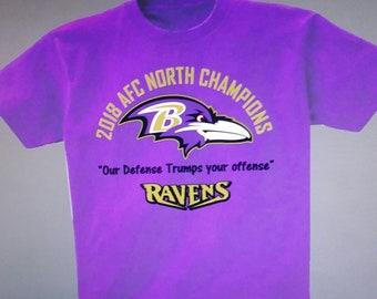 66d16e2b4c234 Baltimore Ravens Division Championship t-shirt