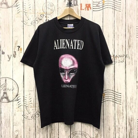 Rare Vintage 90s Alien Workshop Alienated Top Tees