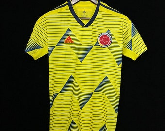 2ad161b55 New Colombia Home 2019 2020 Copa America Soccer football Jersey