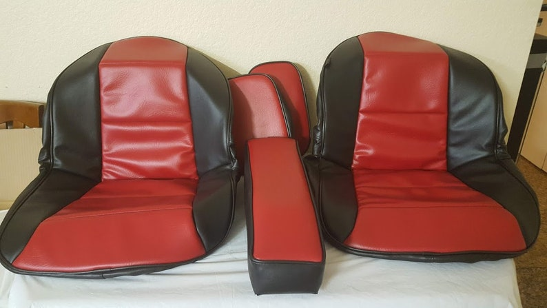 New Yamaha Rhino Custom slip over stock seat Covers cover utv 450 660 700 vinyl
