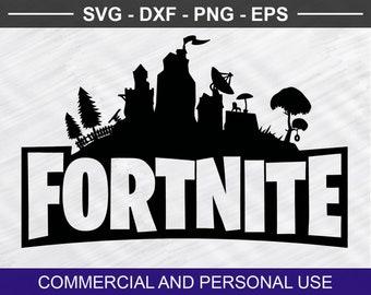 Fornite Logo SVG | Fortnite SVG | Cut File for Cricut & Silhouette | svg file dxf file for Silhouette Files for Cricut Files Fortnight