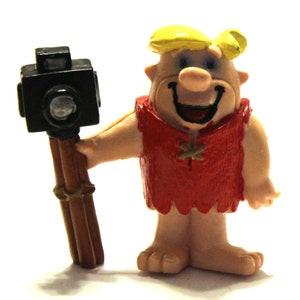 7.6 cm. - Hanna Barbera 1991 Yogi Bear RANGER SMITH Vintage PVC Figure by Miniland 3