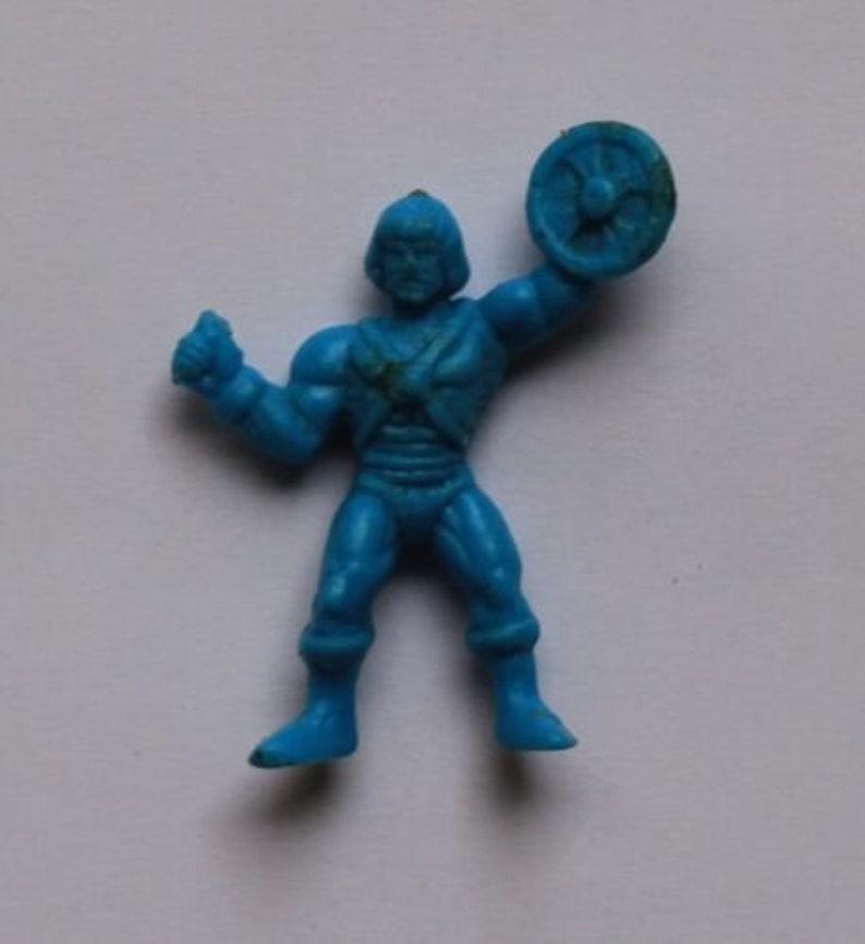 1985 Mattel  Dunkin Masters Of the Universe 1.5 DUNKIN He-man Battlecat pvc Spanish vintage figures