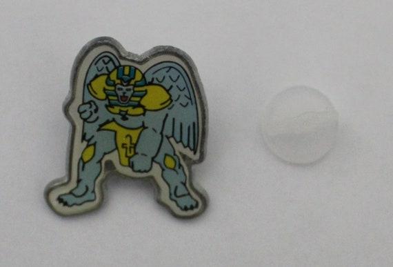 Saban/'s Power Rangers Pink Sticker Patch Button Pin Accessory Lot Set