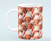 Chevy Chase Mug - Custom Celebrity Gift - 11 15 oz - Chevy Chase Lover Coffee Cup