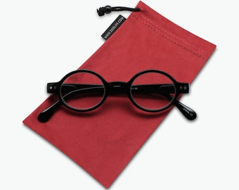 669ff80622043 Small Round Reading Glasses for Men Women