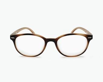 19f1ea09fce Oval Reading Glasses Women Men