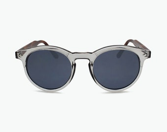 d56801cce0a Retro Dapper Round Sunglasses