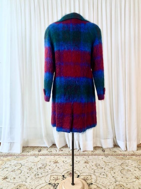 Vintage Mohair winter jacket - image 6