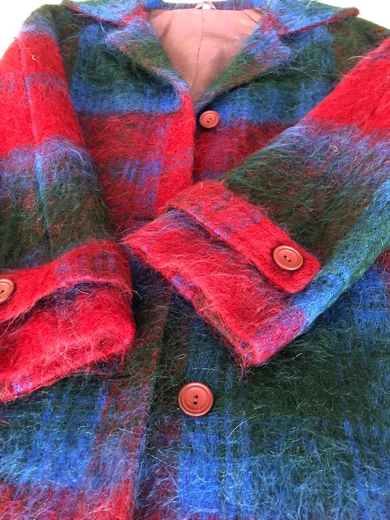 Vintage Mohair winter jacket - image 2