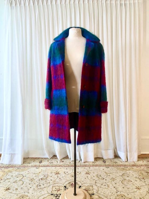 Vintage Mohair winter jacket - image 7