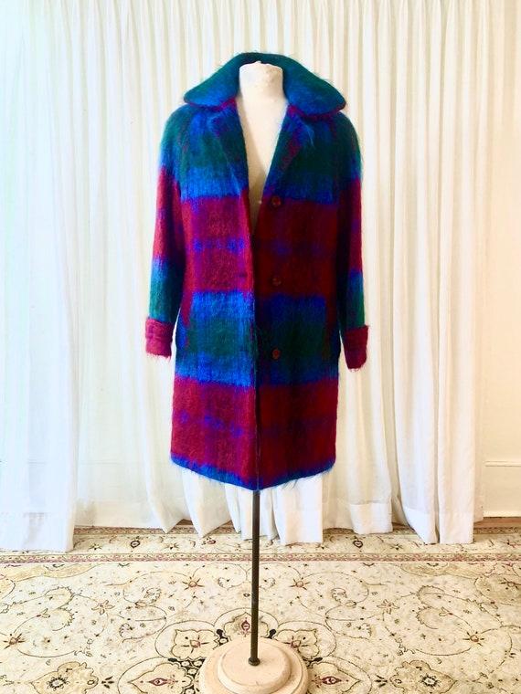 Vintage Mohair winter jacket - image 5