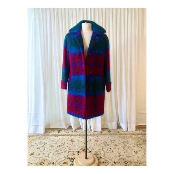 Vintage Mohair winter jacket