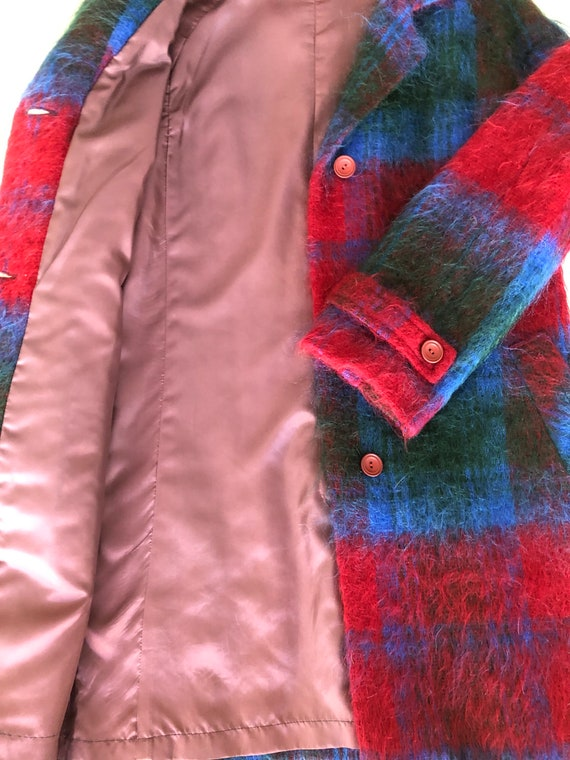 Vintage Mohair winter jacket - image 3