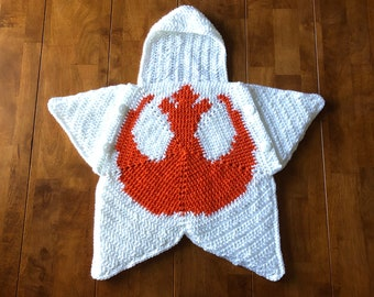 c73e1fdb76d Star Wars Baby Blanket Wrap