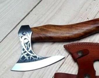 Viking bearded axe   Etsy
