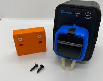 Kamoer X1 Pro 2 micro pump mounting bracket