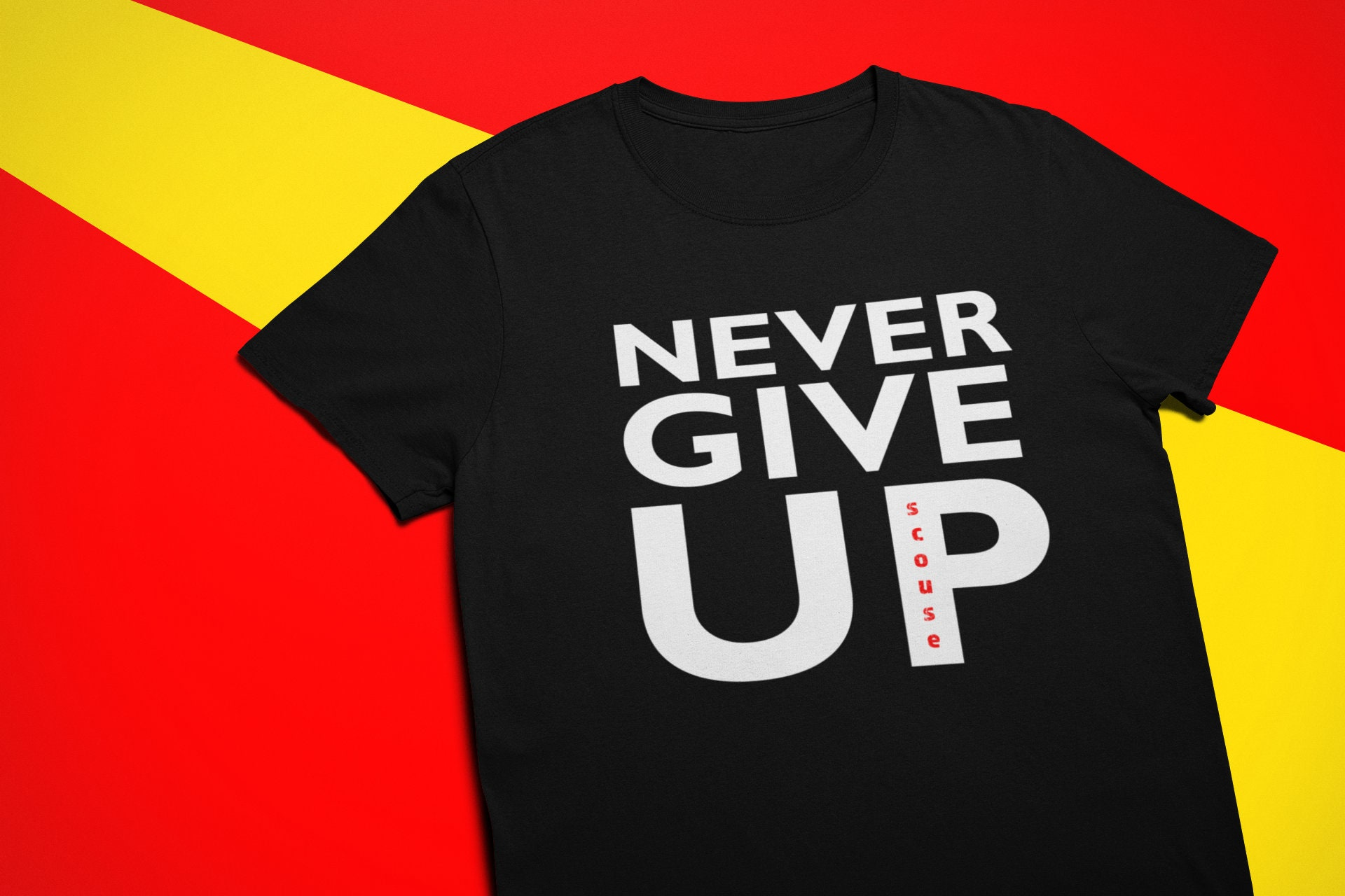 4facad57dcb Liverpool FC T-Shirt Never Give Up Scouse Liverpool Premium T-Shirt for Any  Soccer Occasion LFC Gift Idea You ll Never Walk Alone