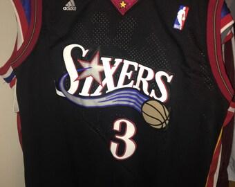online store d3a5d 829a5 Allen iverson jersey | Etsy