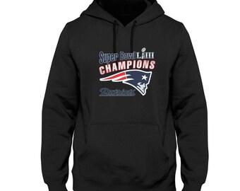 New England Patriots 2019 Super Bowl Champions Mens Sweatshirt Hoodie 9250bb927