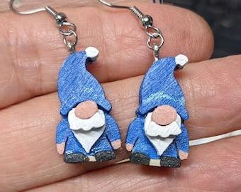 Gnome earrings