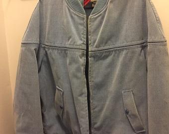 db63d3922dd Retro Light Blue Sears Outerwear Jacket