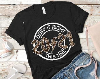 Bling in the New Year Girls New Year DIY Iron on T Shirt Transfer Happy New Year Shirt Decal
