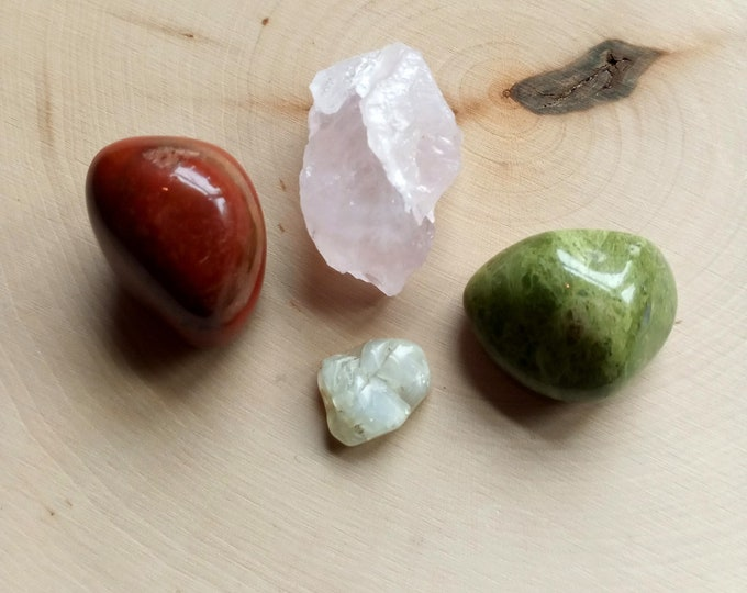 Pregnancy and Labor Support Crystal Set