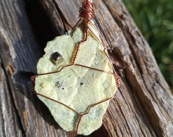Serpentine Necklace