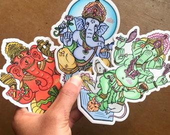 Ganesh Sticker