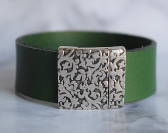 The Floral Cuff