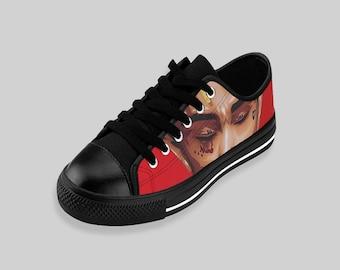 7a4cd558b9e457 XXXTentacion Sneakers