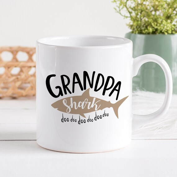 Papa vous faire et chaussettes Sandales Look Cool la fête des pères papa Anniversaire Tasse à café