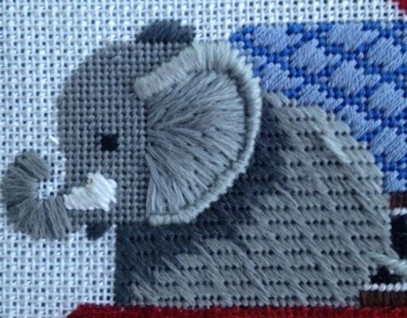Noah/'s ark Tooth Fairy Pillow by Brenda Stofft Digital Stitch Guide